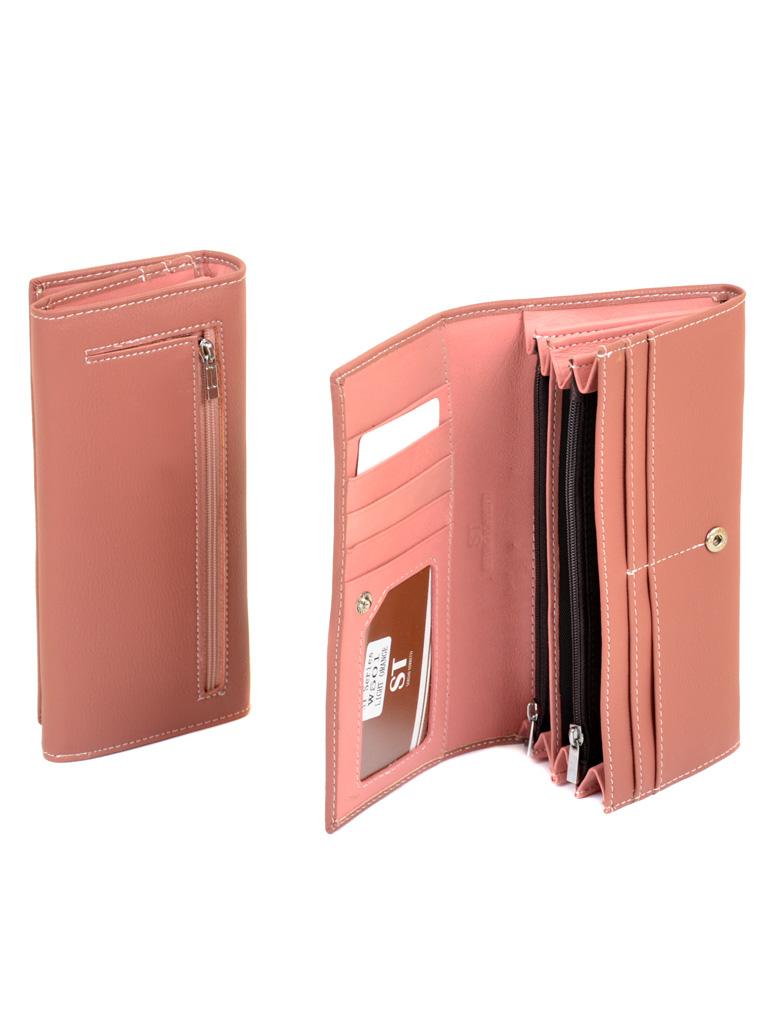 Жіночий гаманець SERGIO TORRETTI W501 рожевий. img. img. img 260aa13de7637