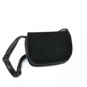 5f8c00f05bce Женская сумочка с замшевым клапаном М55-47/замш