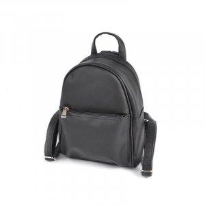 8d71471d725f Женский черный рюкзак М124-48